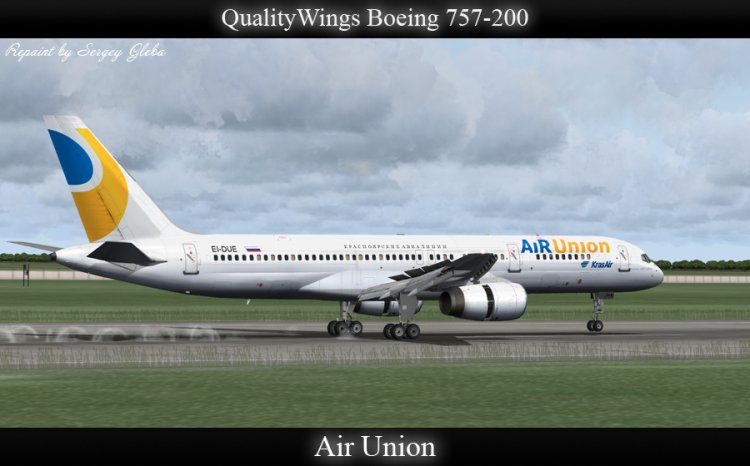 FS2004 Aircraft Liveries and Textures - Files - QW Avro RJ-85 air