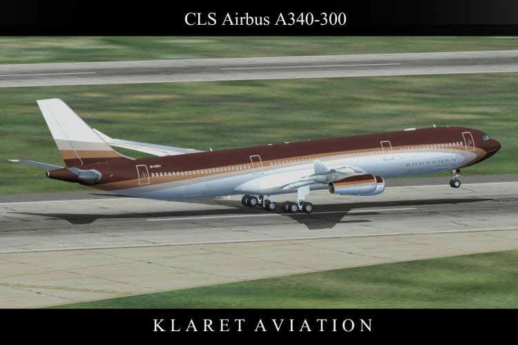 FS2004 Aircraft Liveries and Textures - Files - CLS Airbus