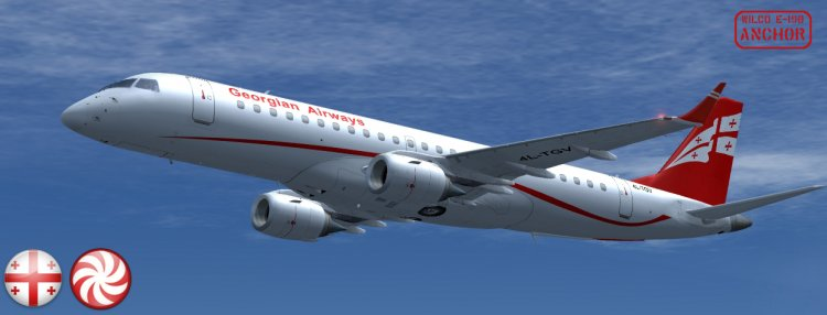 Files - Air Moldova embraer 190 - Avsim su