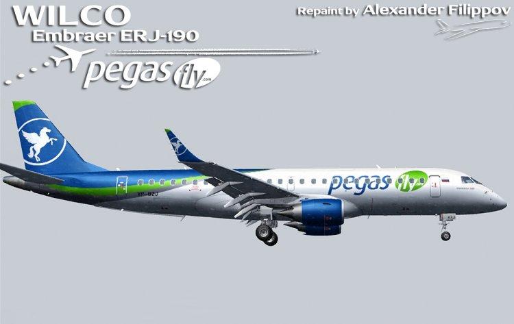 Files - Embraer 190 Air Moldova for Wilco - Avsim su