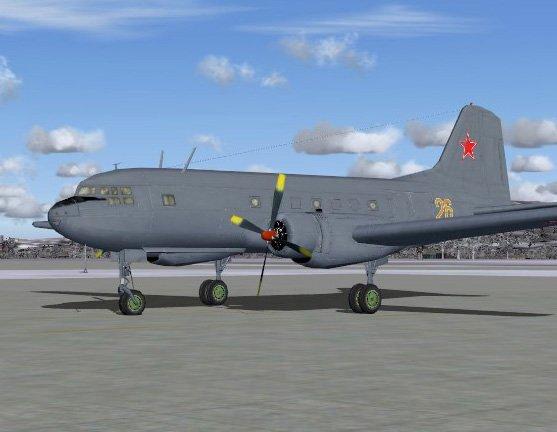 FS2004 AI Traffic Aircrafts - Files - AI Yak-40