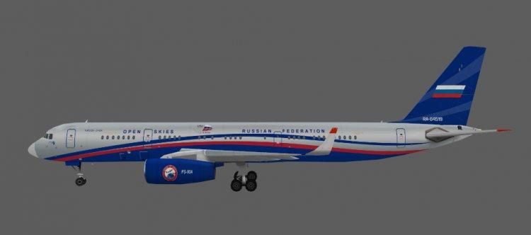FS2004 AI Traffic Aircrafts - Files - L-410 Russian Air Force - Avsim su