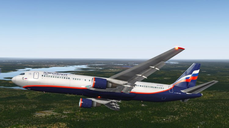 Files - iFly Boeing 737-800 Aeroflot 12 Liveries - Avsim su