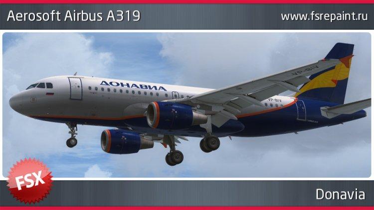 Files - Aerosoft Airbus A319 - AZAL - 4K-AZ05 - Avsim su