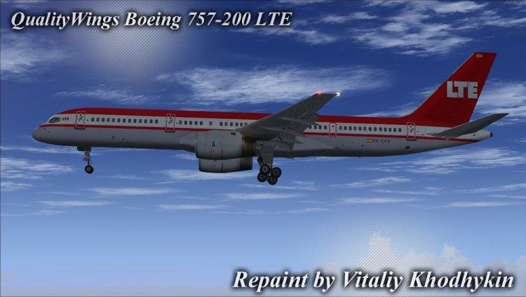 Files - Взлёт Boeing 737-500 Трансаэро в Пулково (ULLI) - Avsim su