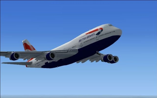 FSX Aircraft Liveries and Textures - Files - Boeing 747-400