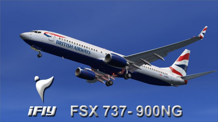 FSX Aircraft Liveries and Textures - Files - iFly Boeing 737