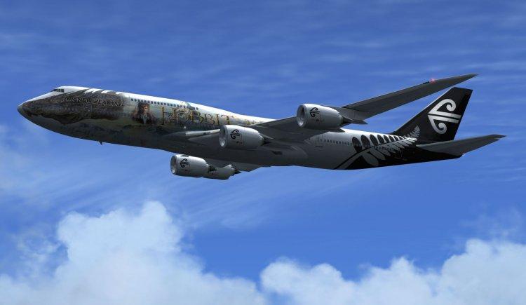 Files - Luftline Georgia Boeing 737-400 4L-GSN - Avsim su