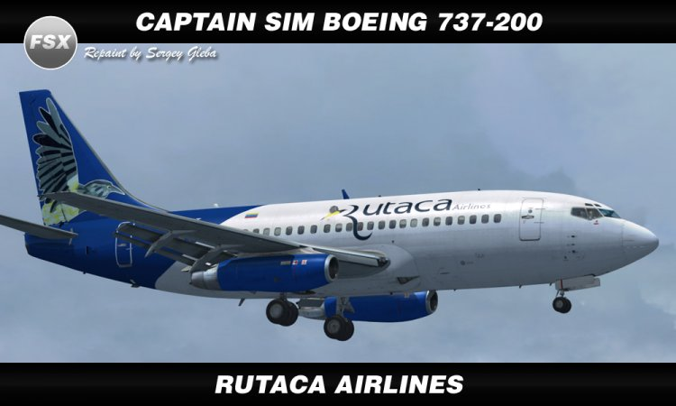 FSX Aircraft Liveries and Textures - Files - Captain Sim Boeing 737