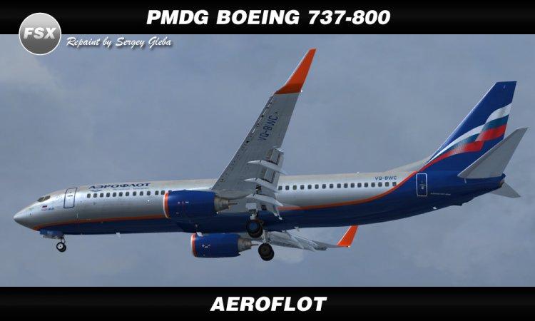 Files - PMDG Boeing 737-700NGX Nordavia + Aeroflot-Nord