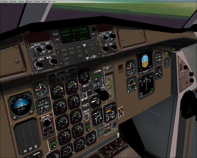 FSX Aircrafts - Files - Bombardier crj-900 - Avsim su