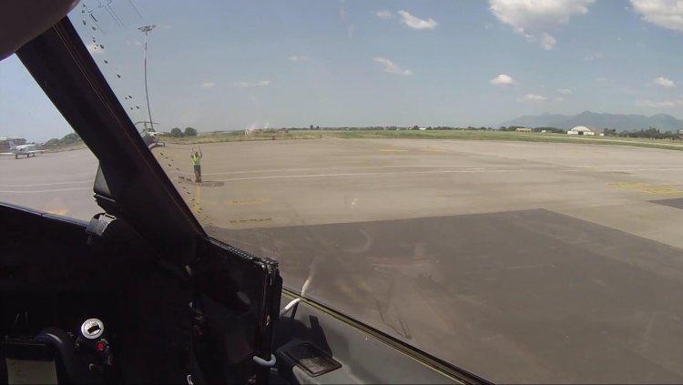 Files - Landing in the Bangkok Intl  Airp  (VTBD), Thailand  (GoPro